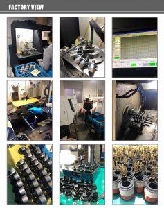 Fuel pump suction control valve